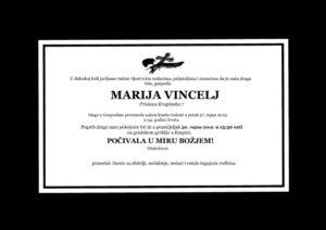 thumbnail of Marija Vincelj