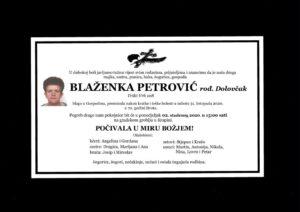 thumbnail of Blazenka_Petrovic